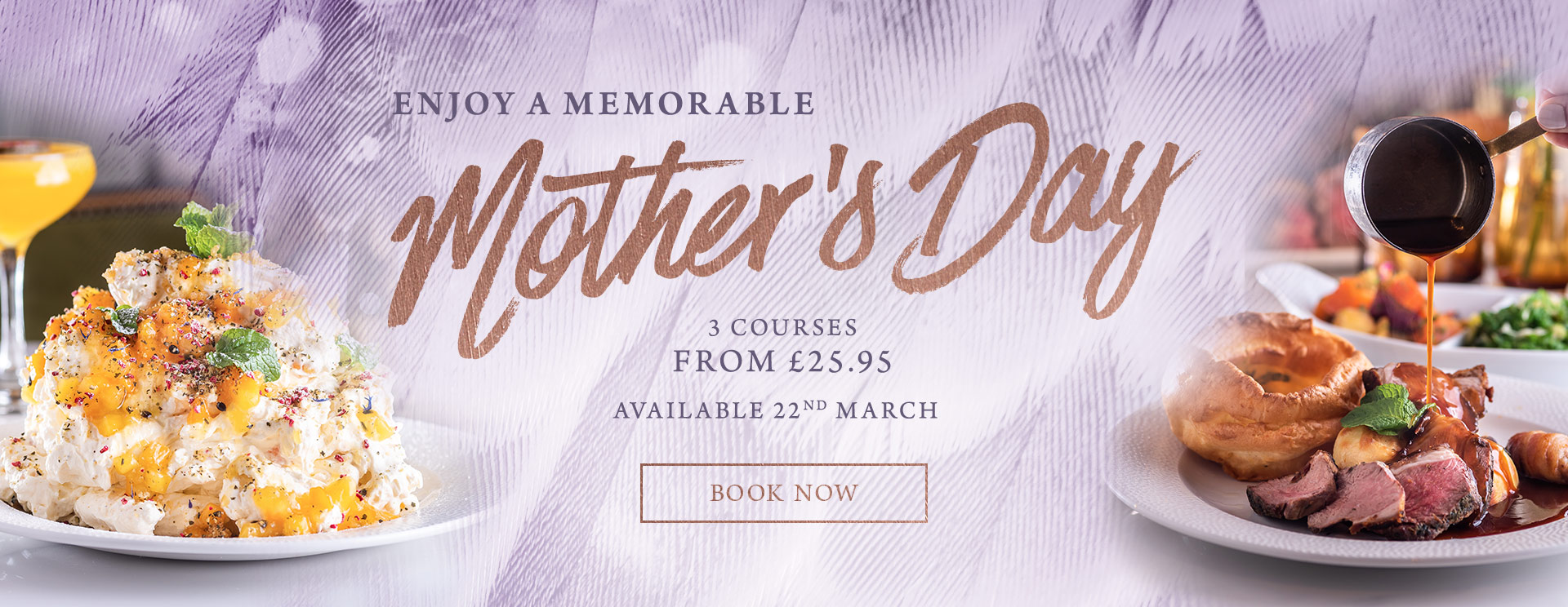 Mother's Day 2019 at The Kings Arms